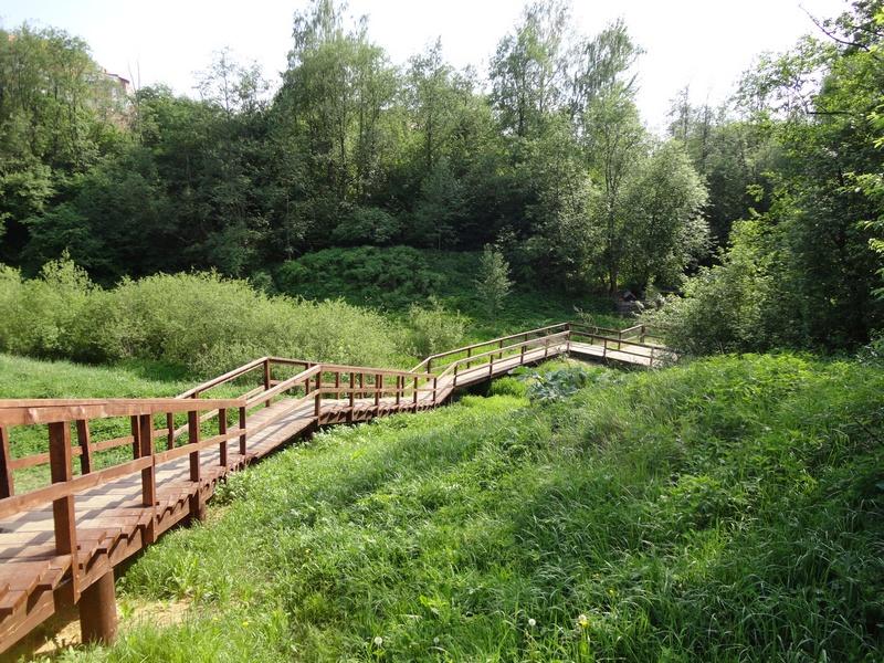 Природный парк «Куркино»гг