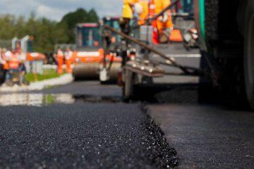 ремонт дороги путилково