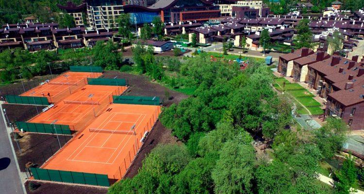 теннисный корт новогорск