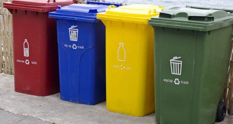 мусорные контейнеры в СЗАО
