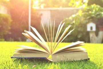 Чтение под открытым небом на Планерной улице