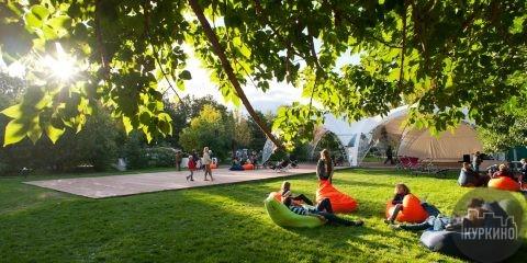 парк в химках