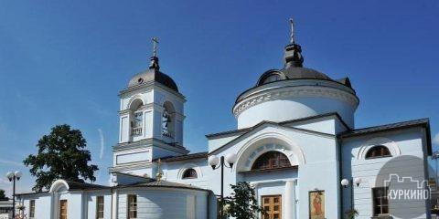 Храм Апостолов Петра и Павла в Химках2