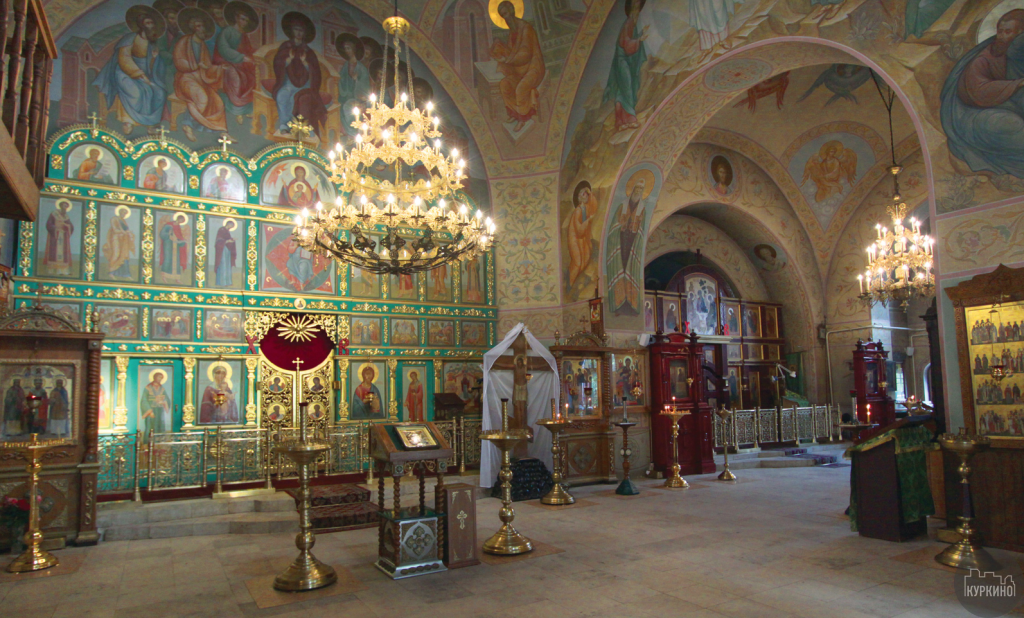 Храм Святой Троицы, г. Сходня