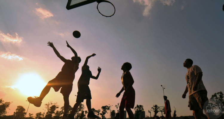 стритбол в сзао