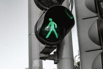 Дополнительная подсветка пешеходных переходов в сзао и куркино