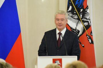 мэр москвы вручил награды полицейским сзао