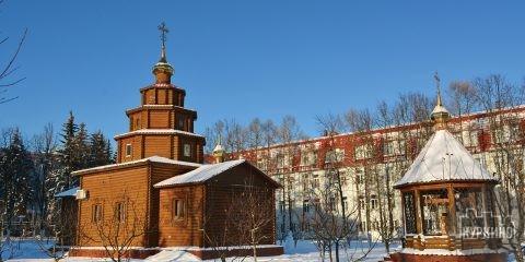 Церковь Покрова Пресвятой Богородицы в Новогорске