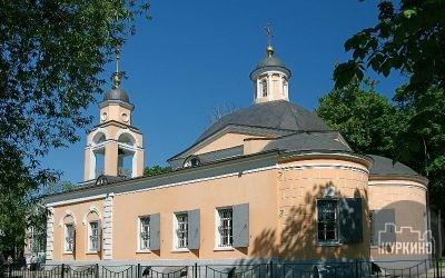церковь в химках