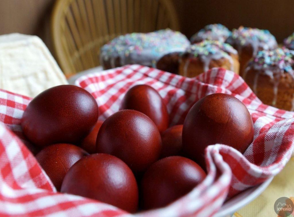 куркино пасхальные яйца