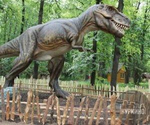 выставка динозавров в химках