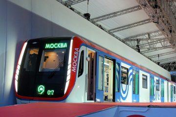 новые составы москва в московском метро