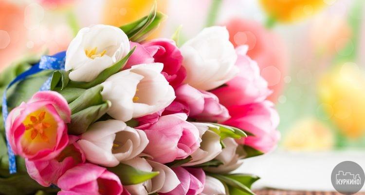 цветы на 8 марта купить в куркино
