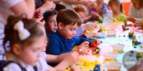 детский мастер-класс в куркино