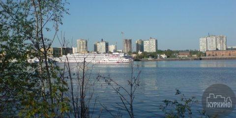 бутаковский залив в химках
