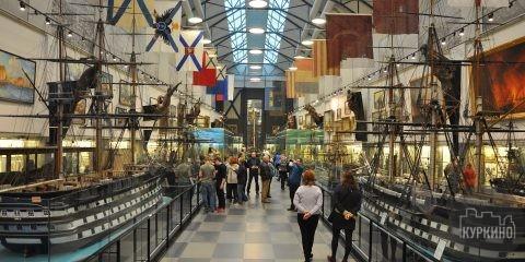 музей истории вмф в химках