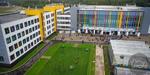 строительство образовательных объектов в сзао