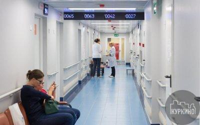 больницы в куркино