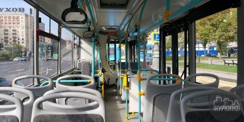 электробусы в химках