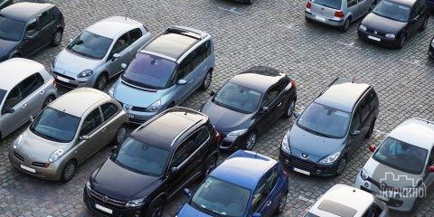 автомобильных парковок в химках стало больше