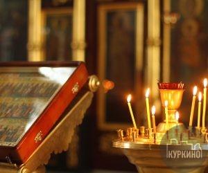 Часовня Илии Пророка в Химках