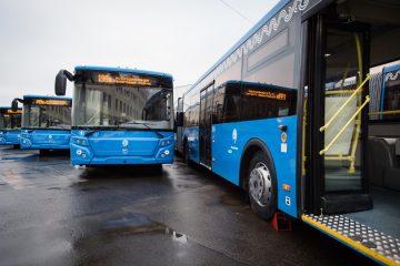 автобусы в химках