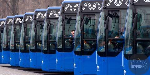 В Химках продлен маршрут автобуса №8