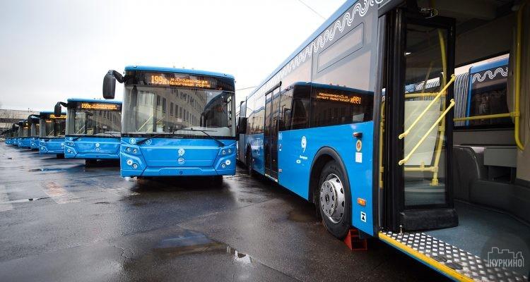 новый автобусный маршрут появится в сзао