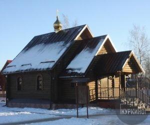 храм матроны в сходне