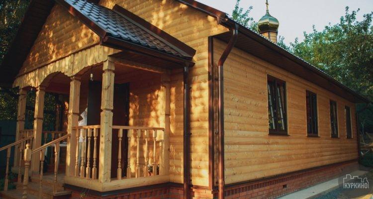 Никольский храм в Химках