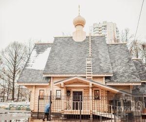 Храм Кирилла и Марии в СЗАО