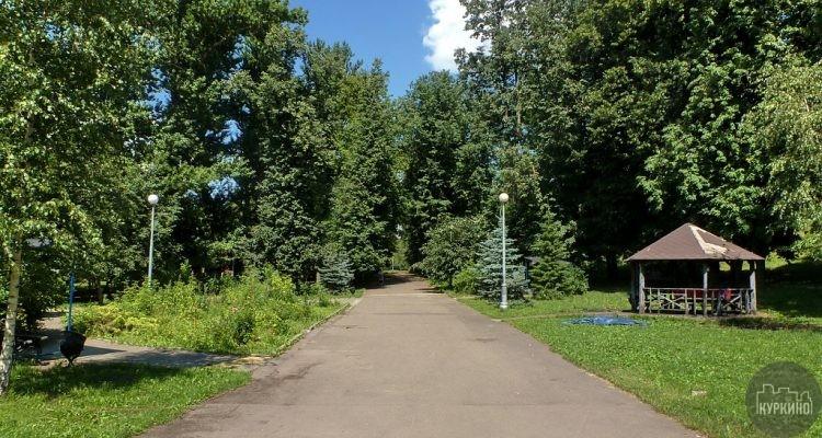 парк долина реки химки