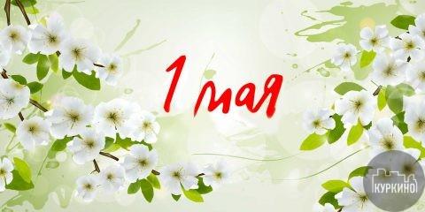 1 мая в куркино