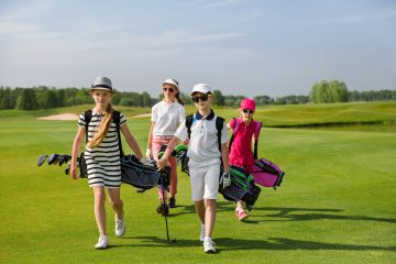 московская школа гольфа в куркино
