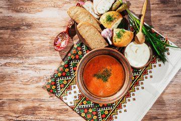 русская кухня в куркино