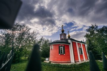 храм в куркино