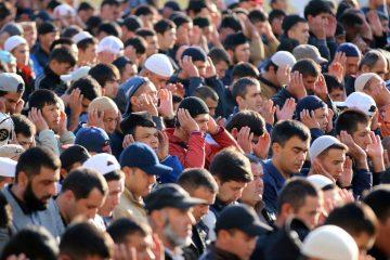 мусульманский праздник в химках
