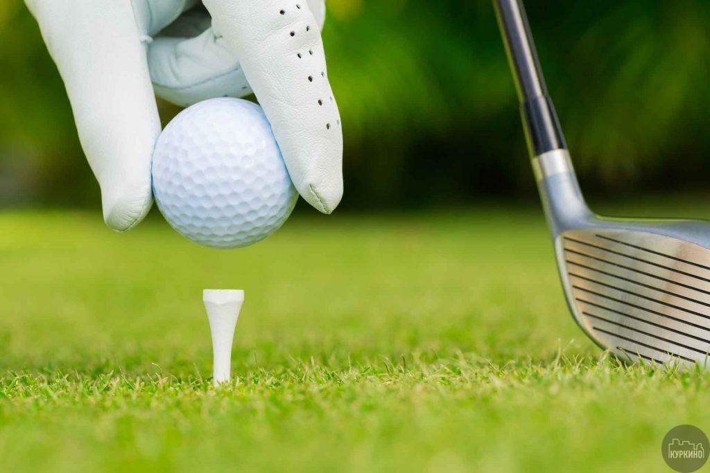 куркино гольф