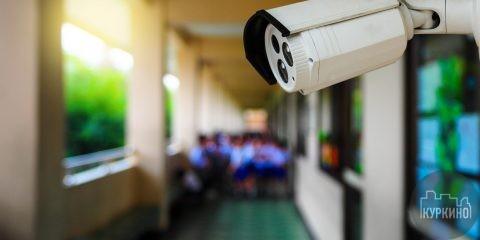 камеры видеонаблюдения в химках