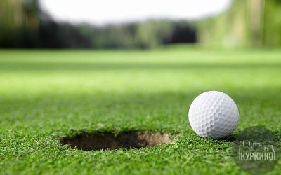 гольфистка из куркино