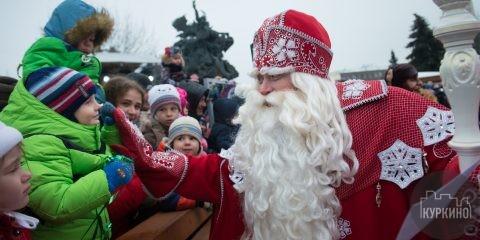 Дед Мороз в СЗАО