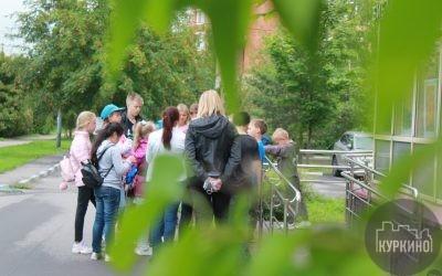 пешеходная экскурсия в куркино