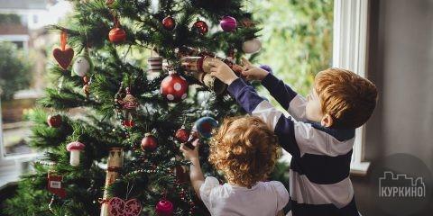 7 способов оригинально нарядить елку