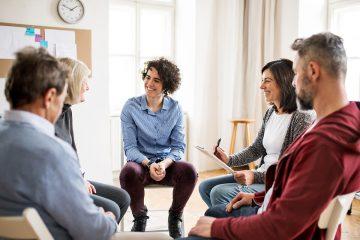группа психологической помощи
