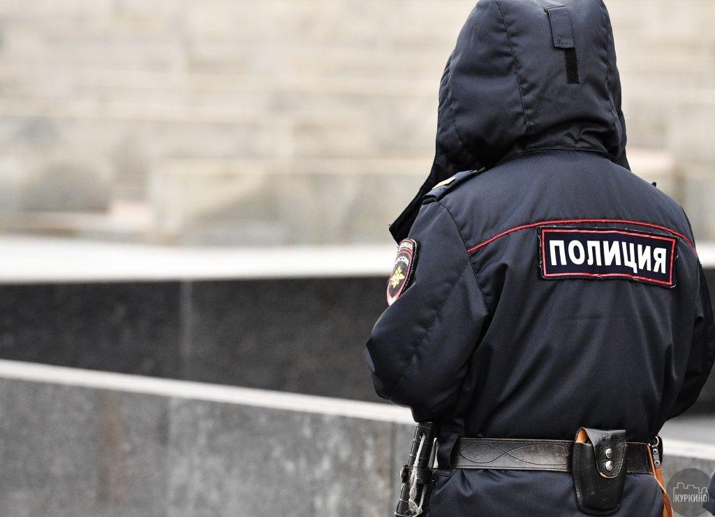 полиция в химках