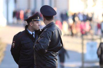 полиция химок