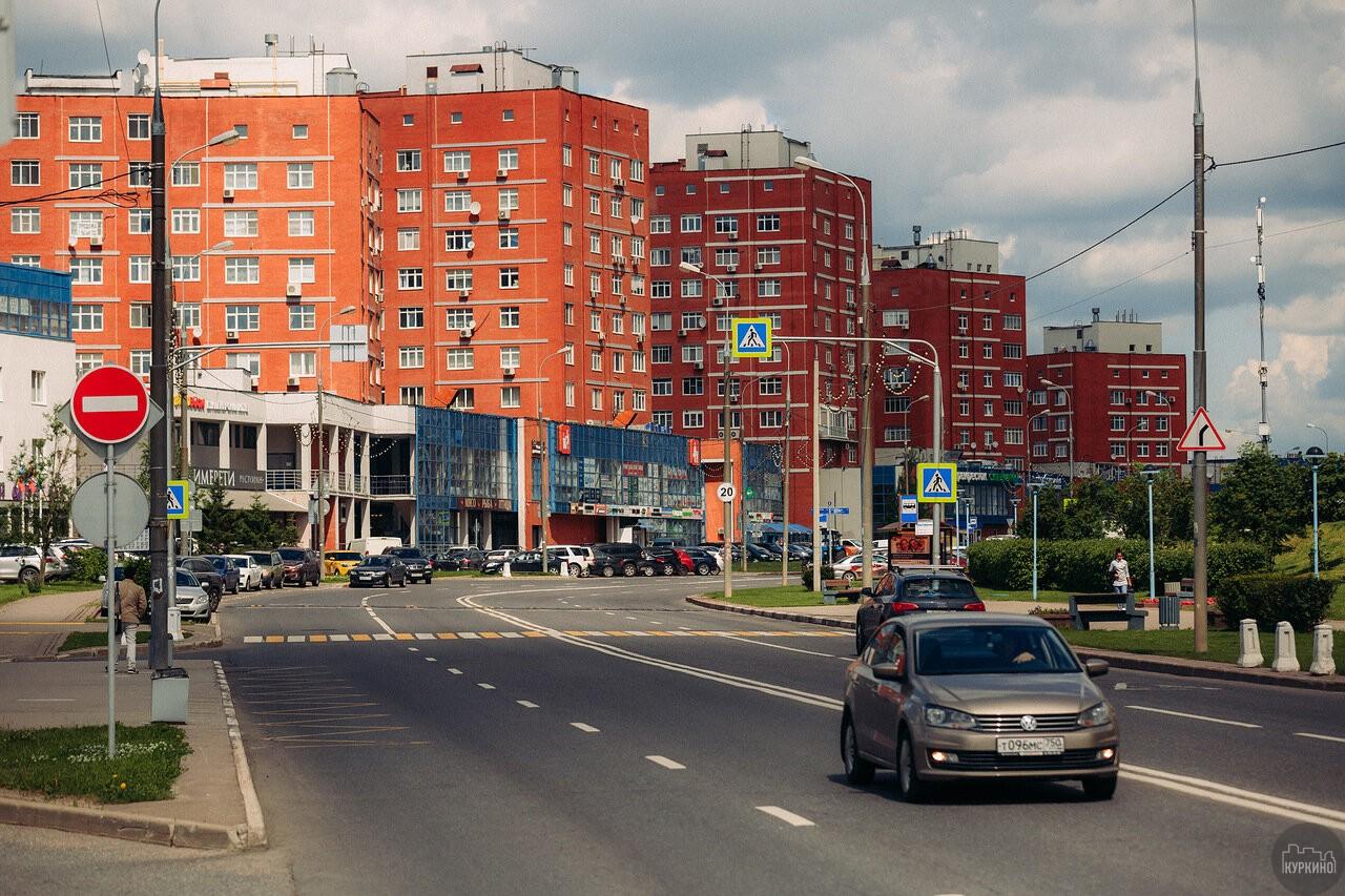 соколово-мещерская улица в куркино