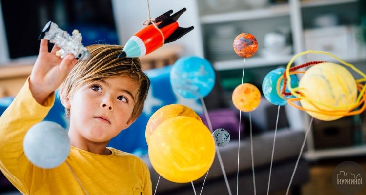 библиотека №239 программа о космосе