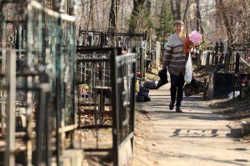 Московские и областные кладбища временно закрыты