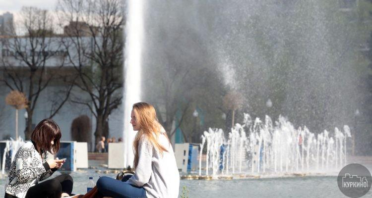 Запуск фонтанов в СЗАО отложили из-за коронавируса